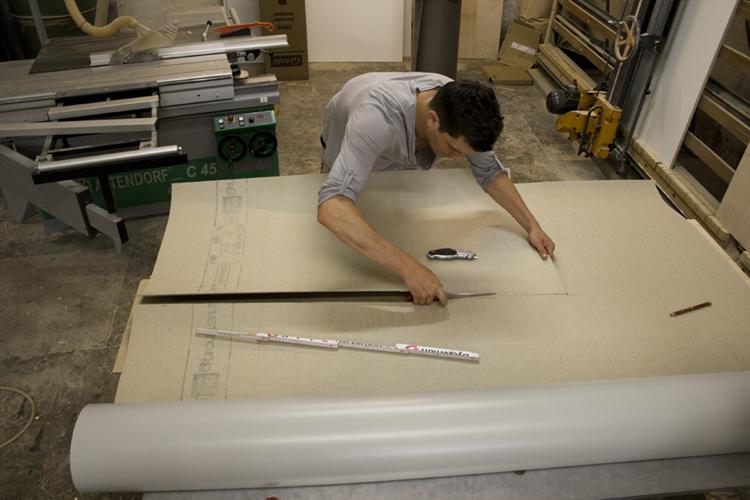 Tischplatten Superquadra